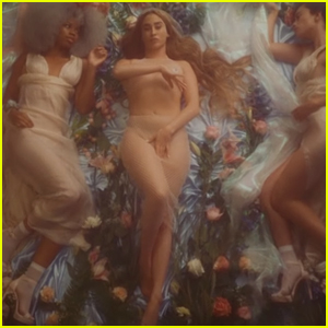 Lauren Jauregui's 'More Than That' Music Video Brings Aphrodite to the Club - Watch Now!