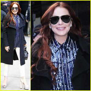 Lindsay Lohan Says She Feels 'Comfortable' Enough To Step Back Into Spotlight!