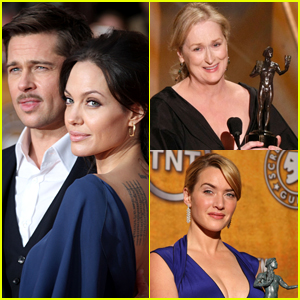 Look Back at the SAG Awards Red Carpet From 10 Years Ago