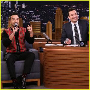 Luis Fonsi & Jimmy Fallon Hilariously Rewrite 'Despacito' With New Lyrics!