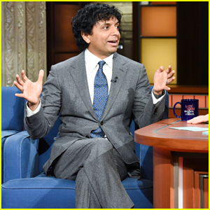 M. Night Shyamalan's Dad Didn't Even Look at Him When He Got Into Film School