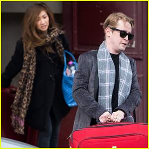 Macaulay Culkin Photos News And Videos Just Jared