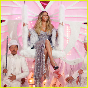 Mariah Carey Makes Surprise Appearance on 'Lip Sync Battle' - Watch Now!