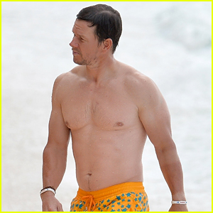 Another Day, Another Mark Wahlberg Shirtless Beach Sighting!