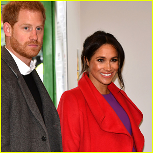 Meghan Markle Responds When Asked if She's Having a Baby Boy or Baby Girl