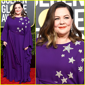 Melissa McCarthy Handed Out Ham Sandwiches To Guests at Golden Globes 2019