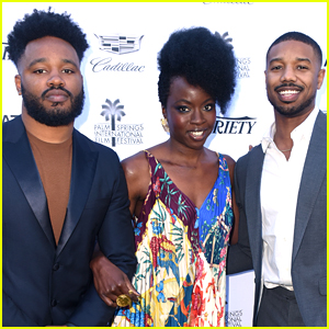 Michael B. Jordan & Danai Gurira Support Ryan Coogler Variety's Awards!