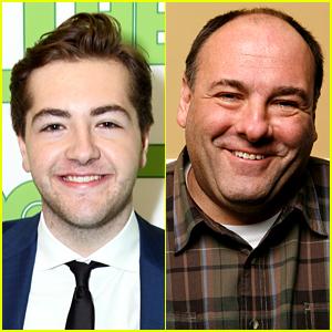 James Gandolfini's Son Michael to Play Young Tony Soprano in Prequel Movie!