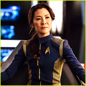 Michelle Yeoh to Star in 'Star Trek' Spin-Off Series!