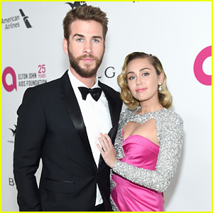 Miley Cyrus Posts Sweet Tribute to Husband Liam Hemsworth on His Birthday!