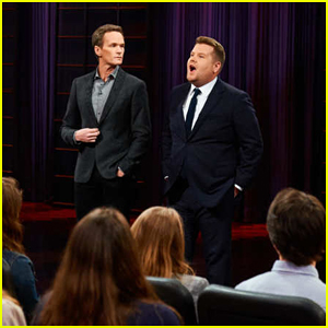 Neil Patrick Harris Steals James Corden's Audience Q&A On 'Late Late Show'