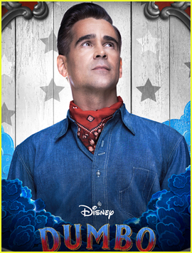 New 'Dumbo' Character Posters Released!