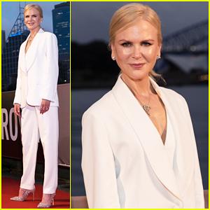 Nicole Kidman Brings 'Destroyer' To Her Native Australia!