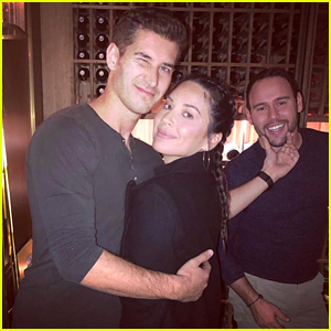 Olivia Munn Rings In the New Year with Boyfriend Tucker Roberts