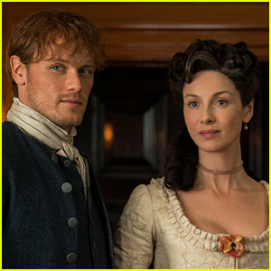 'Outlander' Stars & the 10 Year Challenge - See Sam Heughan, Caitriona Balfe and More Then & Now!