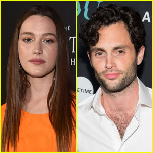 Victoria Pedretti To Star In You Season 2 On Netflix With Penn Badgley Penn Badgley Victoria Pedretti Just Jared