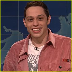 Pete Davidson Addresses Suicide Tweet on 'SNL' - Watch Now