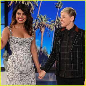 Priyanka Chopra Tells Ellen About Her Wedding & Nick Jonas!