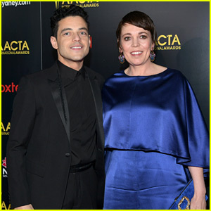 Rami Malek & Olivia Colman Are Big Winners at AACTA Awards!