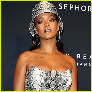 Rihanna Is Reportedly Launching a Luxury House With LVMH!