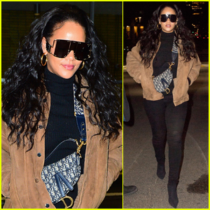 Rihanna Struts Her Way to the Dentist in New York City
