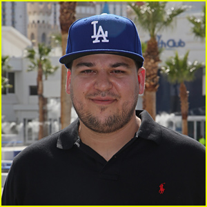 Rob Kardashian Shares Adorable Pic of Daughter Dream!