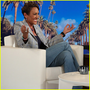 Robin Roberts Talks Michelle Obama And Plays 'Blanking News' on 'Ellen' - Watch Here!