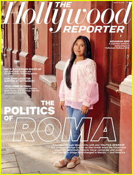 Yalitza Aparicio Opens Up About Connecting With Her 'Roma' Character
