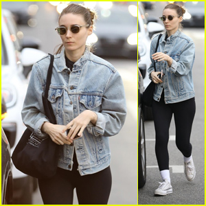 Rooney Mara Steps Out to Go Shopping in West Hollywood