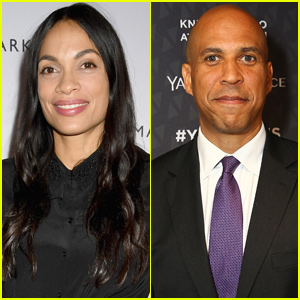 Rosario Dawson Reportedly Dating Politician Cory Booker