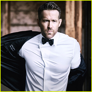 Ryan Reynolds Is the New Face of Armani Code Fragrances!