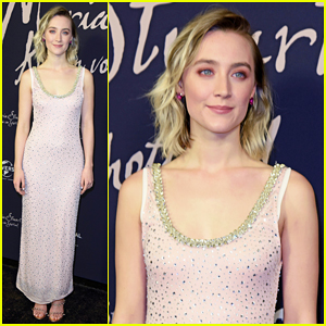 Saoirse Ronan Says Her Horse in 'Mary Queen of Scots' Was 'Biggest Diva'!