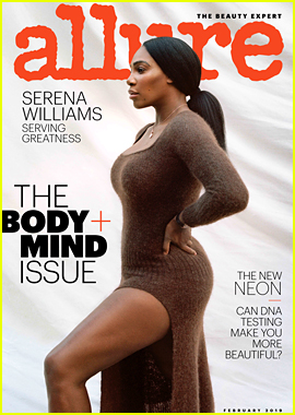 Serena Williams Opens Up About Handling Scrunity in the Public Eye