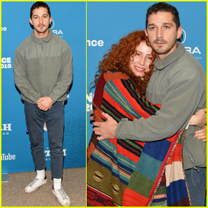 Shia LaBeouf Premieres 'Honey Boy' During Sundance Fest 2019