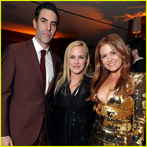 Sacha Baron Cohen, Patricia Arquette & Isla Fisher Attend Showtime Nominees Celebration 2019!