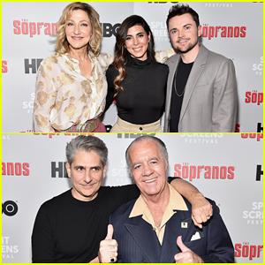 'Sopranos' Cast Reunite and Share Favorite Memories with James Gandolfini: 'He Was Really Special'