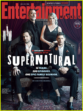'Supernatural' Cast Opens Up About the Show's 300th Episode!