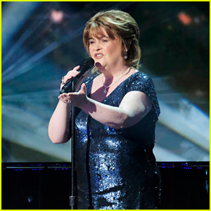 Susan Boyle Gets Golden Buzzer on 'AGT: The Champions' for Beautiful 'Wild Horses' Performance (Video)