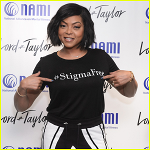 Taraji P. Henson Teams Up with Lord + Taylor for Charity Days!