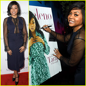 Taraji P. Henson Gets Honored at a Toast To The Globes