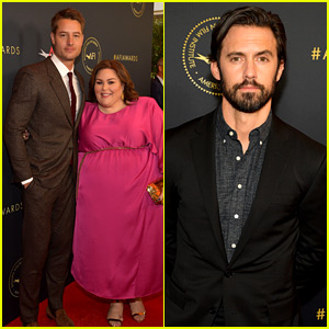 'This Is Us' Stars & More TV Stars Step Out for AFI Awards 2019