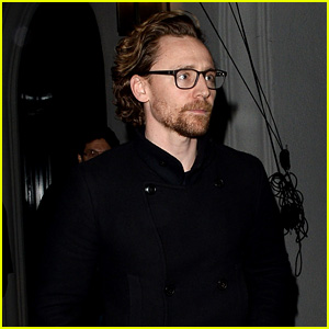 Tom Hiddleston Heads to Dinner at Craig's in West Hollywood