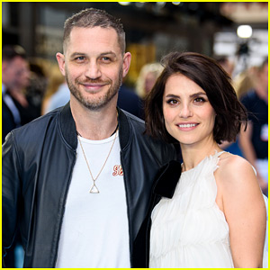 Tom Hardy & Wife Charlotte Riley Reportedly Welcome Baby Boy