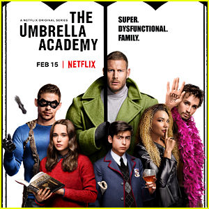 Netflix Debuts 'The Umbrella Academy' Trailer - Watch Now!