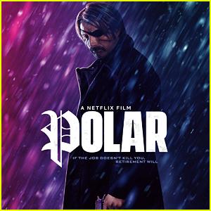 Mads Mikkelsen & Vanessa Hudgens Star in Netflix's New Movie 'Polar' - Watch The Trailer Now!
