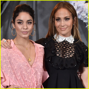 Vanessa Hudgens Reveals Jennifer Lopez's Important Career Advice