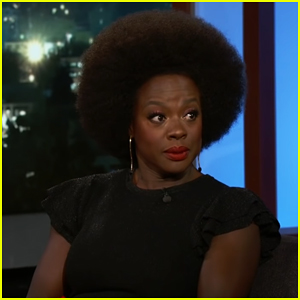 Viola Davis Explains Menopause to 'Jimmy Kimmel' - Watch Here!