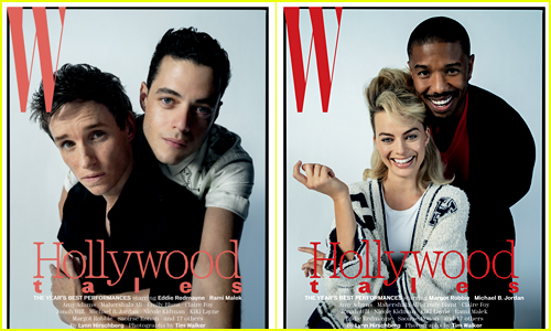 Nicole Kidman, Rami Malek, & More Stars Featured in W Mag's Best Performances Issue!