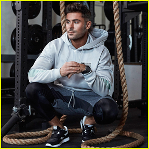 Zac Efron & Adriana Lima Curate Amazon Sports Shop for New Year's!