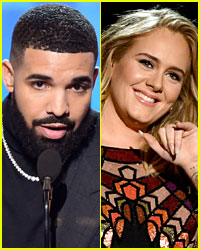 Drake & Adele Were Seen Hanging Out This Weekend - See What They Did!